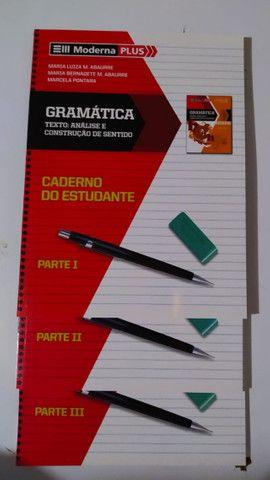 Kit Gramática - Moderna Plus em estado de novo - Foto 3