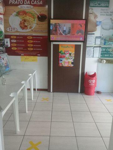 ( vendo a chave ) / Vendo cafeteria e restaurante 75 mil reais / Balneário Camboriú - Foto 6