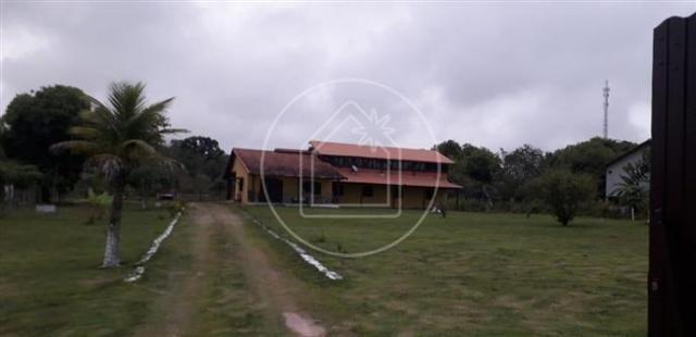Sítio à venda com 4 dormitórios em Caxito, Maricá cod:887377 - Foto 2