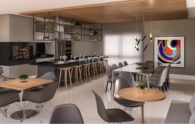 Apartamento à venda com 1 dormitórios em Bacacheri, Curitiba cod:AP0207 - Foto 9