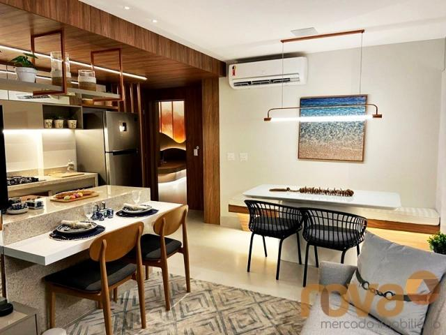 Apartamento à venda com 2 dormitórios em Setor bueno, Goiânia cod:NOV236000 - Foto 6
