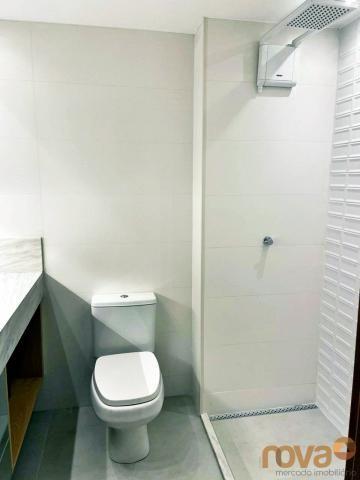 Apartamento à venda com 2 dormitórios em Setor bueno, Goiânia cod:NOV236000 - Foto 18