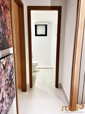 Apartamento à venda com 2 dormitórios em Setor bueno, Goiânia cod:NOV236000 - Foto 8