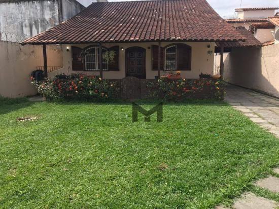 Casa com 3 dormitórios à venda, 154 m² por R$ 735.000,00 - Piratininga - Niterói/RJ