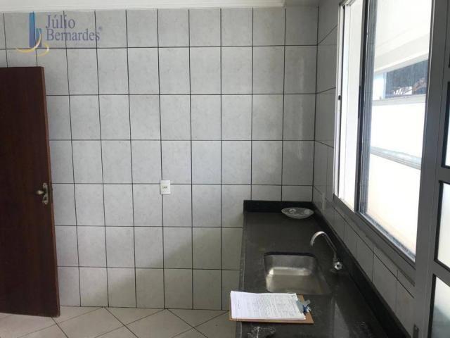 Apartamento com 2 dormitórios para alugar, 80 m² por R$ 800,00/mês - Morada do Sol - Monte - Foto 14