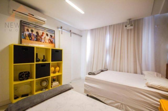 Apartamento com 4 dormitórios à venda, 240 m² por R$ 1.999.999 - Boa Viagem - Recife - Foto 13