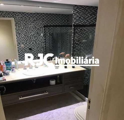 Apartamento à venda com 4 dormitórios em Tijuca, Rio de janeiro cod:MBAP40466 - Foto 17