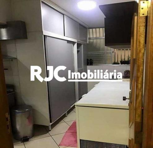Apartamento à venda com 4 dormitórios em Tijuca, Rio de janeiro cod:MBAP40466 - Foto 3