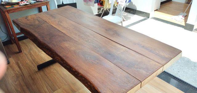 Mesas de madeira - Foto 2