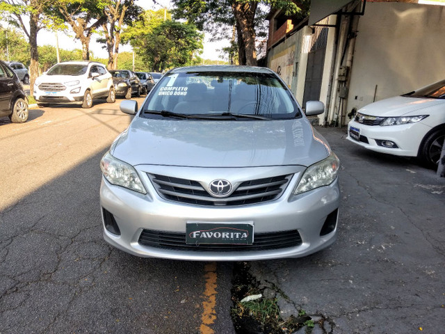 Toyota Corrolla GLI 1.8 Flex Aut  - Foto 2