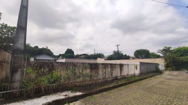 Terreno para alugar com 0 dormitórios em America, Joinville cod:08859.001