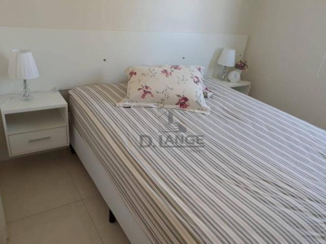 Apartamento com 3 dormitórios para alugar, 62 m² por R$ 1.100,00/mês - Jardim Myrian Morei - Foto 5