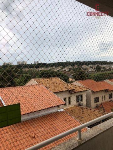 Apartamento com 2 dormitórios para alugar, 73 m² por R$ 1.300/mês - Jardim Botânico - Ribe - Foto 8
