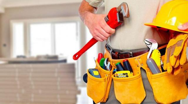 Construção, reparos, consertos e manutenção!