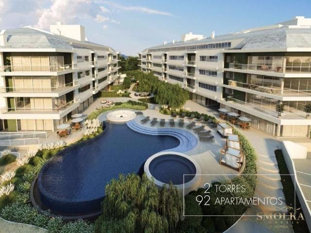 Apartamento à venda com 4 dormitórios em Jurerê, Florianópolis cod:7887 - Foto 10