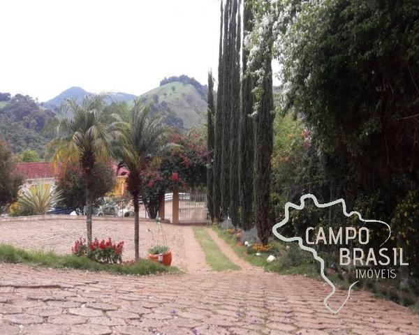 Linda Fazenda no Sul de Minas! Muito conforto e excelentes condições - Foto 12