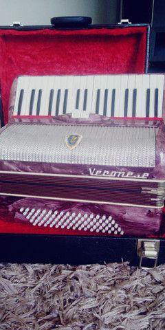 Gaita 80 baixos 2 registro Veronese - Foto 2