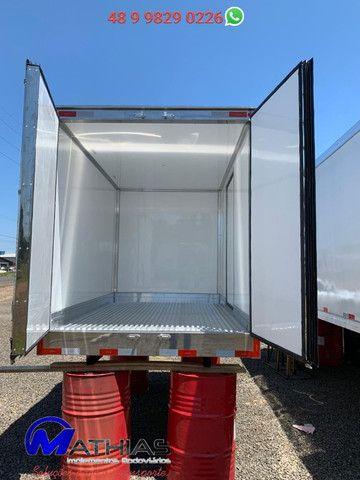 Hr bau frigorifico kia bongo camaras para caminhoes pequenos Mathias Implementos - Foto 5