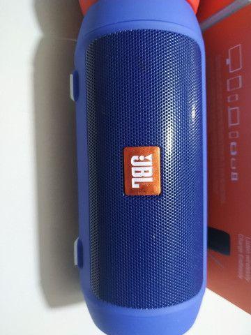 Vendo JBL Charge Mini Novas Ótima Qualidade de Som - Foto 5