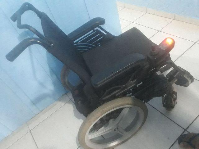 Cadeira Motorizada Elétrica Freedom de 5.500 por 5.000 mil - Foto 3