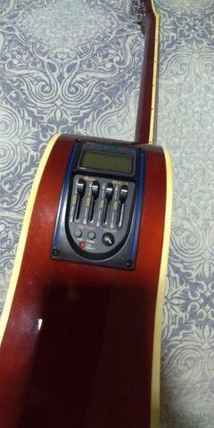 Vendo violão elétrico - Foto 3