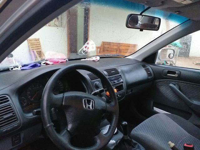 Honda Civic 01 02 lx 1.7