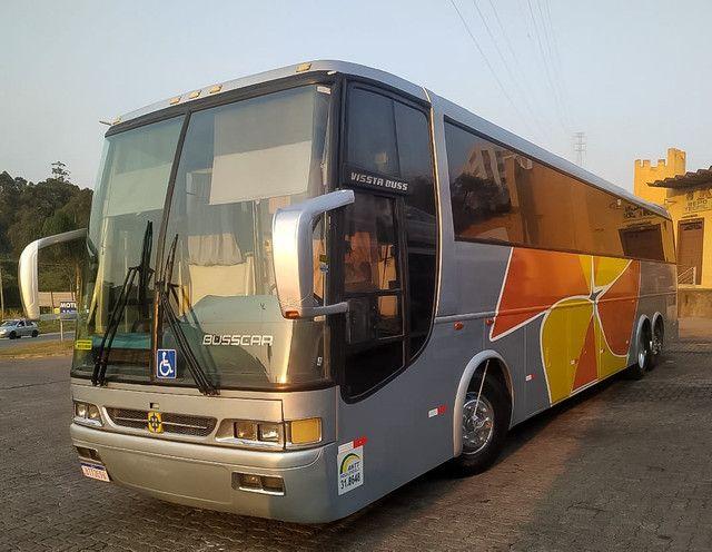 Ônibus Rodoviário Vista Buss