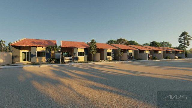 Lindas casas à venda Residencial Arara Azul - Foto 2