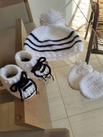 Conjuntinho de bebê - Foto 5