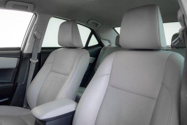 Toyota Corolla 2.0 XEI Blindado 2017 Branco Completo - Foto 5