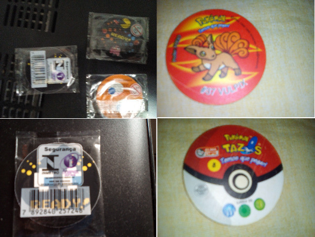 12 figurinhas copa mundo, 2 card 5 tarzo chips - Foto 2