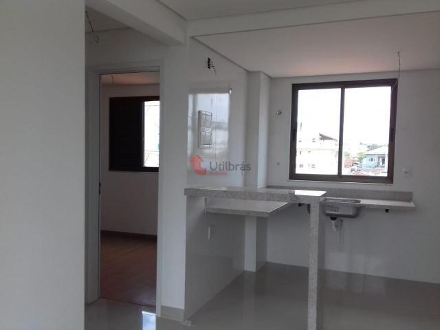 Cobertura à venda, 2 quartos, 1 vaga, Santa Branca - Belo Horizonte/MG - Foto 12