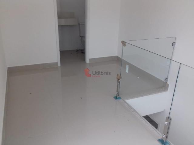 Cobertura à venda, 2 quartos, 1 vaga, Santa Branca - Belo Horizonte/MG - Foto 3
