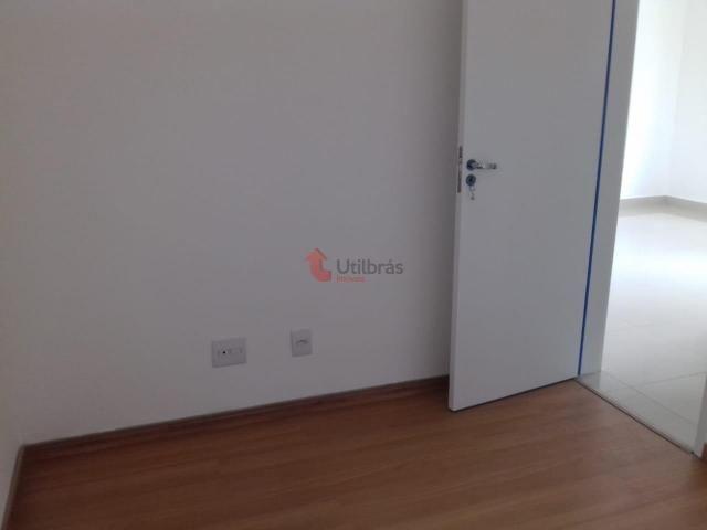 Cobertura à venda, 2 quartos, 1 vaga, Santa Branca - Belo Horizonte/MG - Foto 2