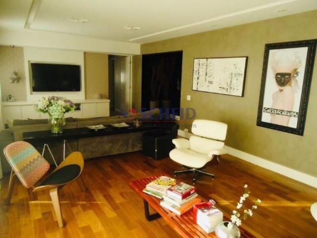 Paulistânia Bosque residencial Brooklin 229m2 Rua Paulistania 114