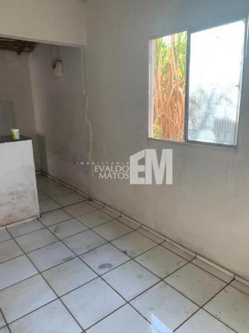 Casa à venda, 2 quartos, 4 vagas, Parque Sul - Teresina/PI