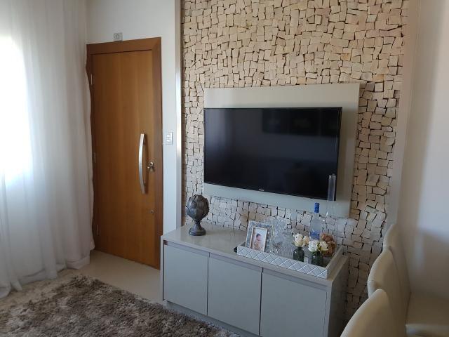 Apartamento à venda, 3 quartos, 1 suíte, 2 vagas, Mangabeiras - Sete Lagoas/MG - Foto 4