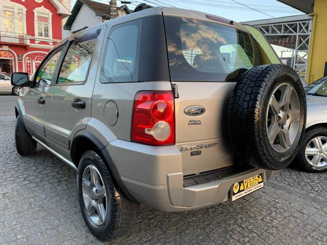 ECOSPORT 2008/2008 1.6 XLT FREESTYLE 8V FLEX 4P MANUAL - Foto 4