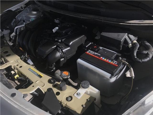 Nissan Versa 1.0 12v flex 4p manual - Foto 12