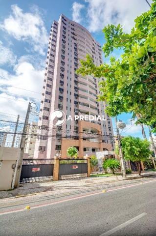 Apartamento para aluguel, 3 quartos, 3 suítes, 2 vagas, Papicu - Fortaleza/CE
