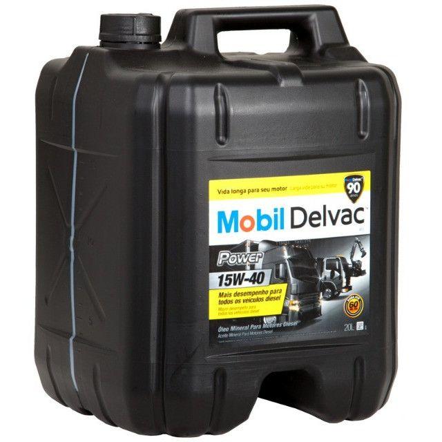 Promoção - Oleo Mobil Mx Power 20 Lt