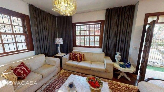 Casa com 4 dormitórios à venda, 400 m² por R$ 1.590.000 - Dona Clara - Belo Horizonte/MG - Foto 3
