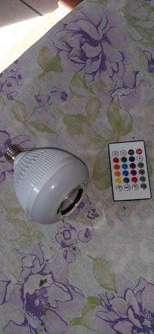 Lampada bluetooth
