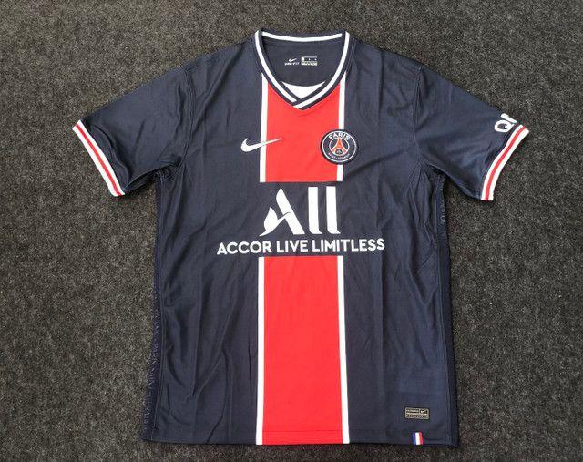Camisas de Futebol Oficiais Importadas Pronta Entrega - Foto 5