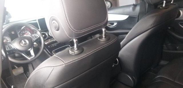 Mercedes-Benz C 180 Avantgarde FlexFuel 2018 - Foto 17