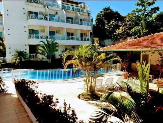 Loft com 1 dormitório para alugar, 69 m² por R$ 850/mês - Itaipu - Niterói/RJ - LF0016