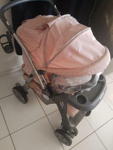Carrinho de bebe burrigoto  - Foto 3