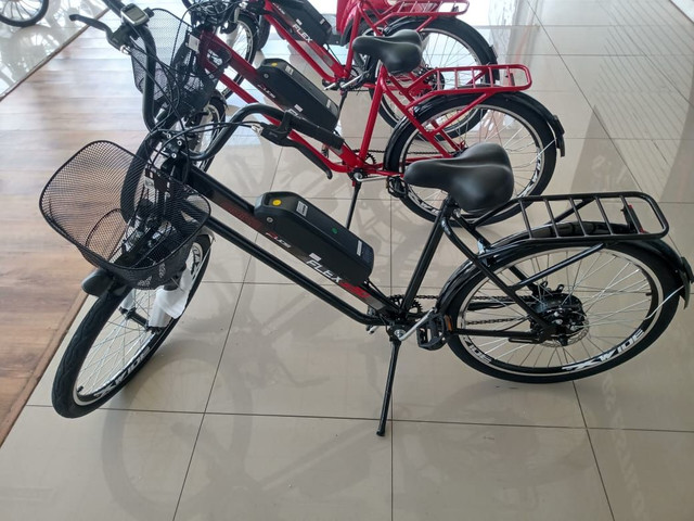 Bike elétrica Duos 48v - Foto 2