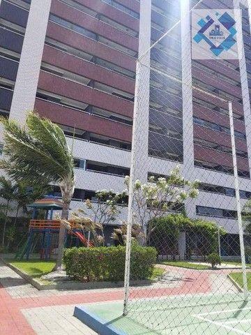 Apartamento com 3 dormitórios à venda, 90 m² por R$ 490.000 - Vila União - Fortaleza/CE - Foto 9