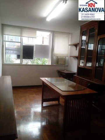 KFAP30373 - Paissandu 3 quartos com 1 vaga escritura - Foto 6